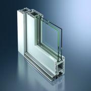 Schüco CT 70mm beépítésű mélységű bejárati ajtó profilrendszer