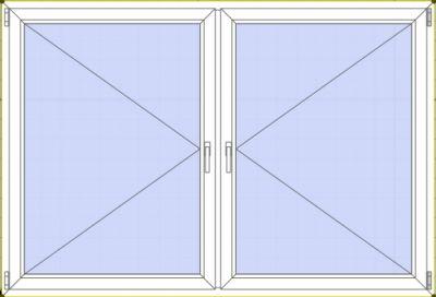 ablak tokosztos nyilo-nyilo