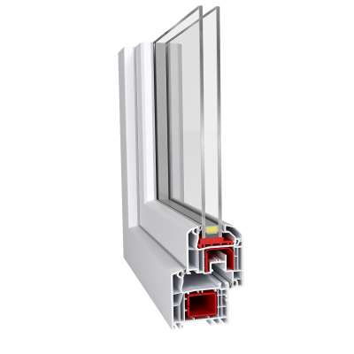 Aluplast IDEAL 4000 műanyag ablak profil