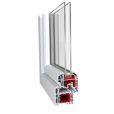 Aluplast IDEAL 4000 Soft-Line műanyag ablak profil rendszer