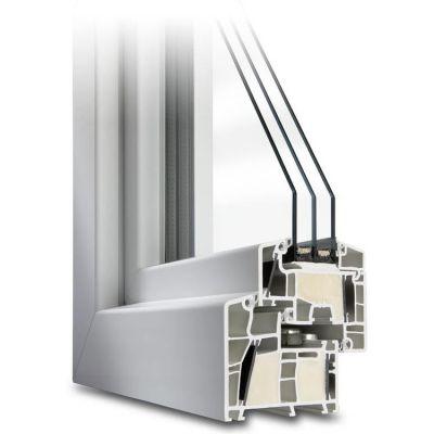 Aluplast passzivhaz energeto 8000 ablak profil rendszer