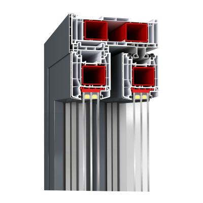 Aluplast emelő-toló rendszer hst 85mm felso