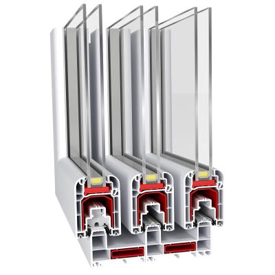 Multi-sliding emelő-toló ablak rendszer