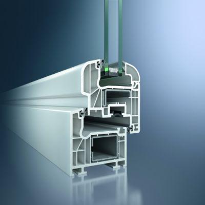 Schüco műanyag ablak profil rondo ct 70
