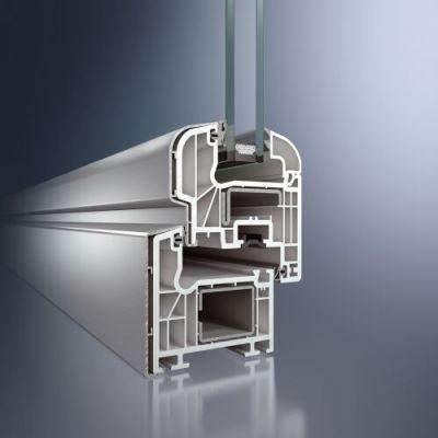 Schüco műanyag ablak profil rondo topalu ct 70