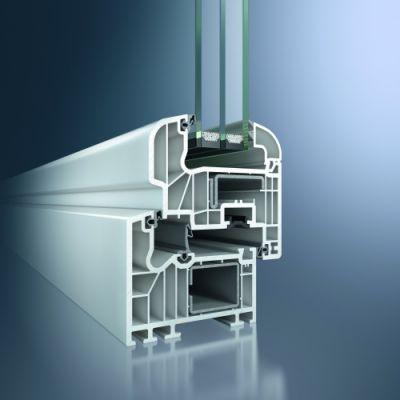 Schüco műanyag ablak profil rendszer rondo si 82