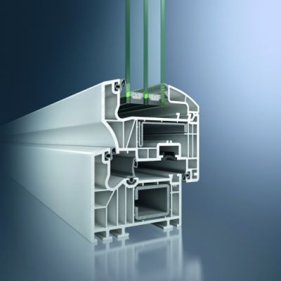 Schüco műanyag ablak profil rendszer  cava si 82