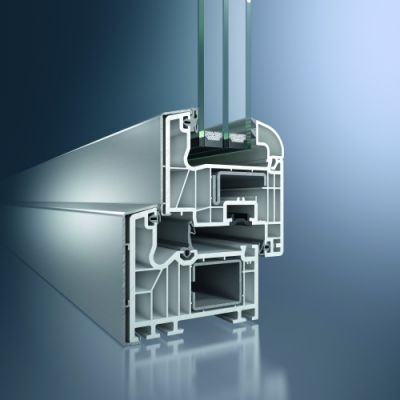 Schüco műanyag ablak profil rendszer classic si 82 topalu