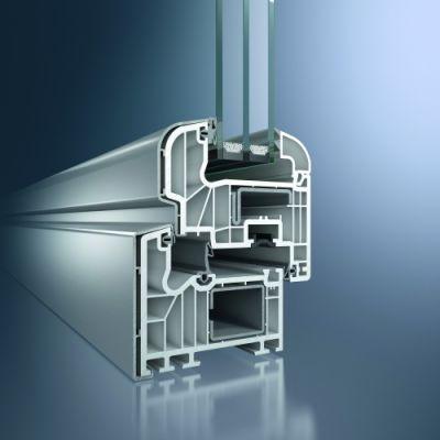 Schüco műanyag ablak profil rendszer rondo si 82 topalu