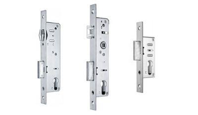 Bejárati ajtó rendszerek: Egypontos zár