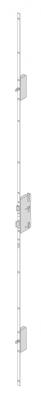 Bejárati ajtó rendszerek: Két csapos zár